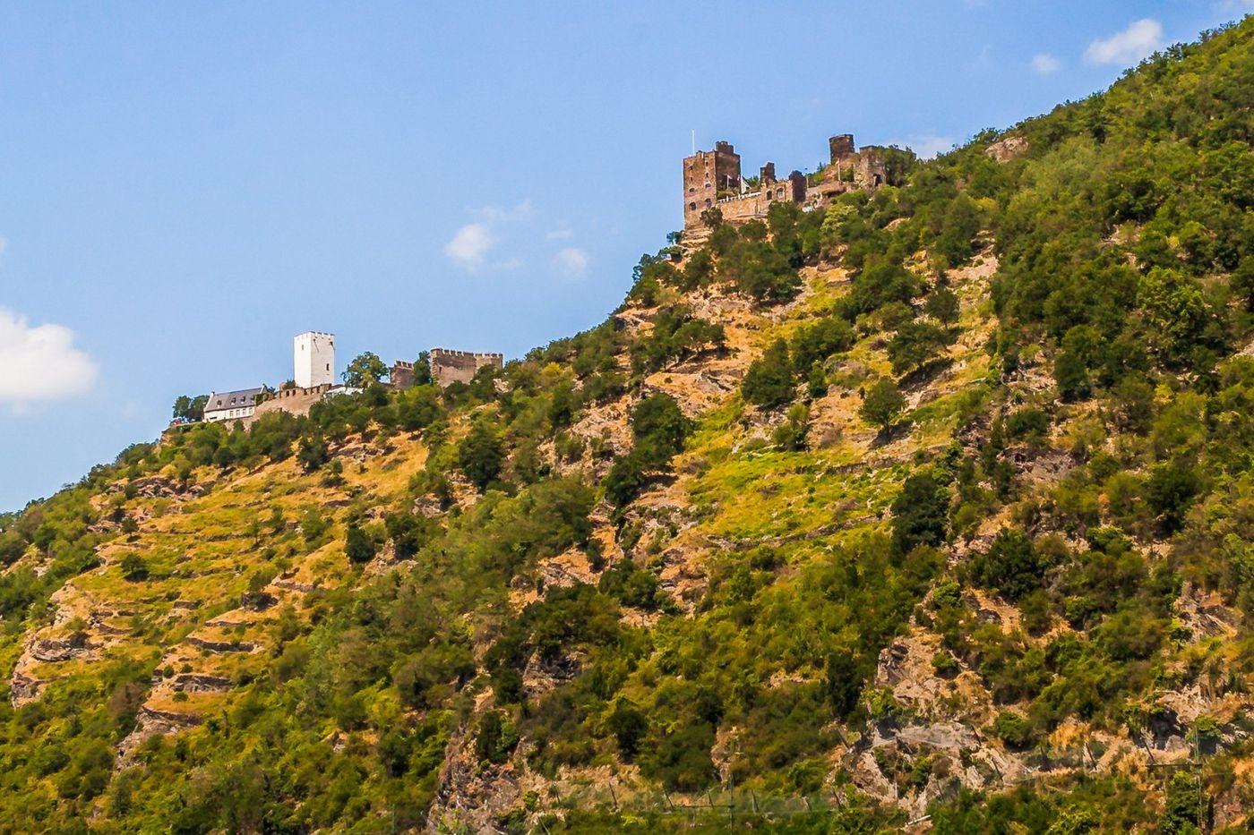 畅游莱茵河,山腰间的城堡_图1-7