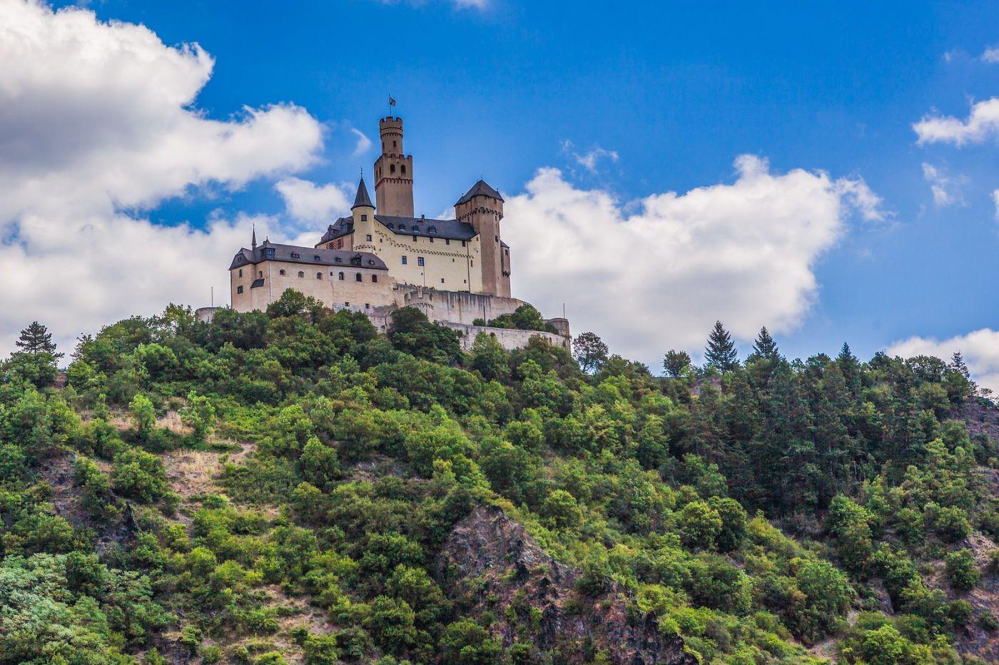 畅游莱茵河,山腰间的城堡_图1-16