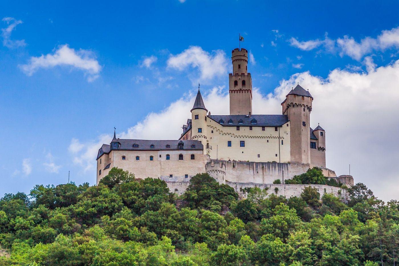 畅游莱茵河,山腰间的城堡_图1-13