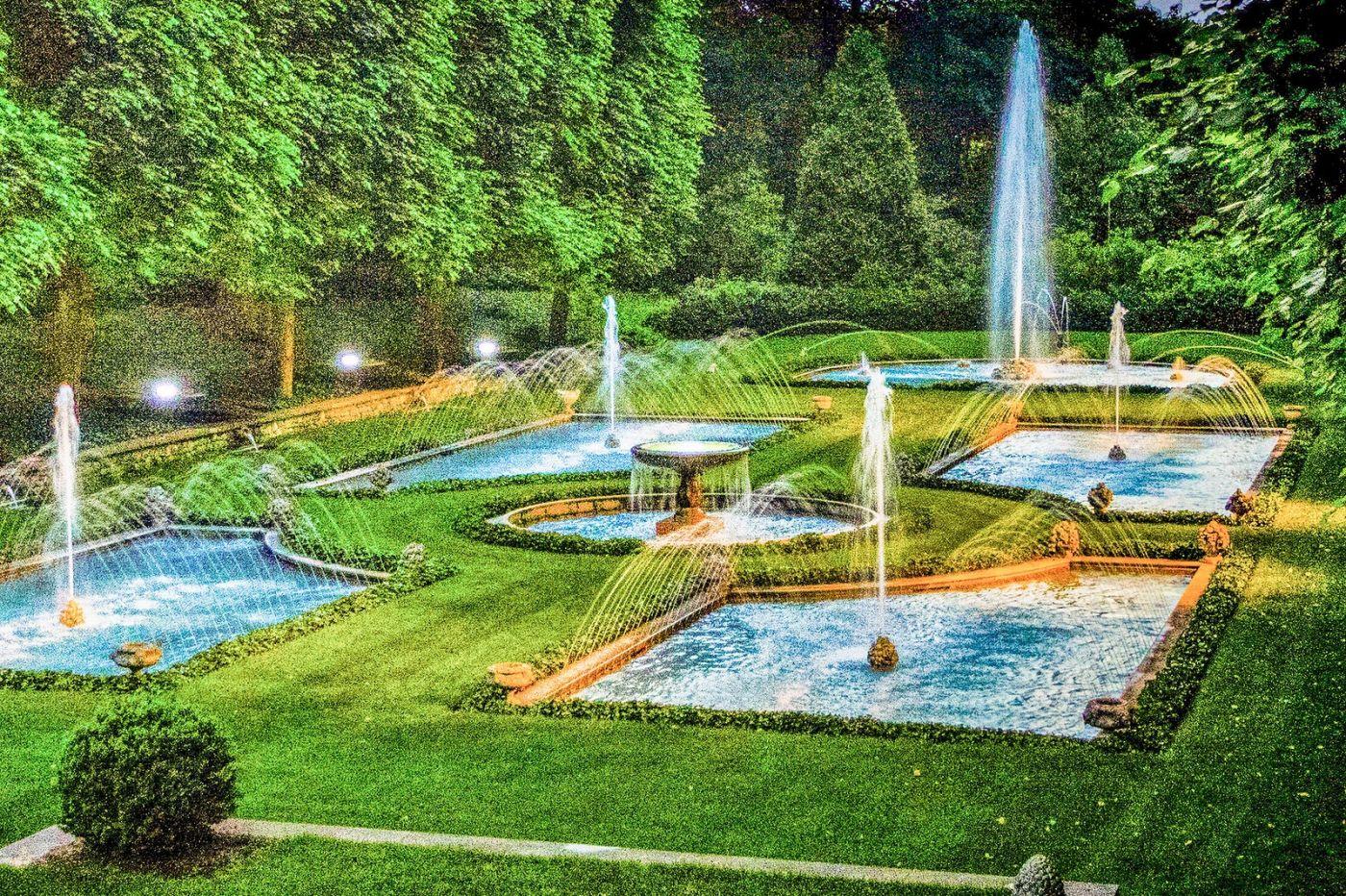 宾州长木公园,熟悉的景色_图1-36