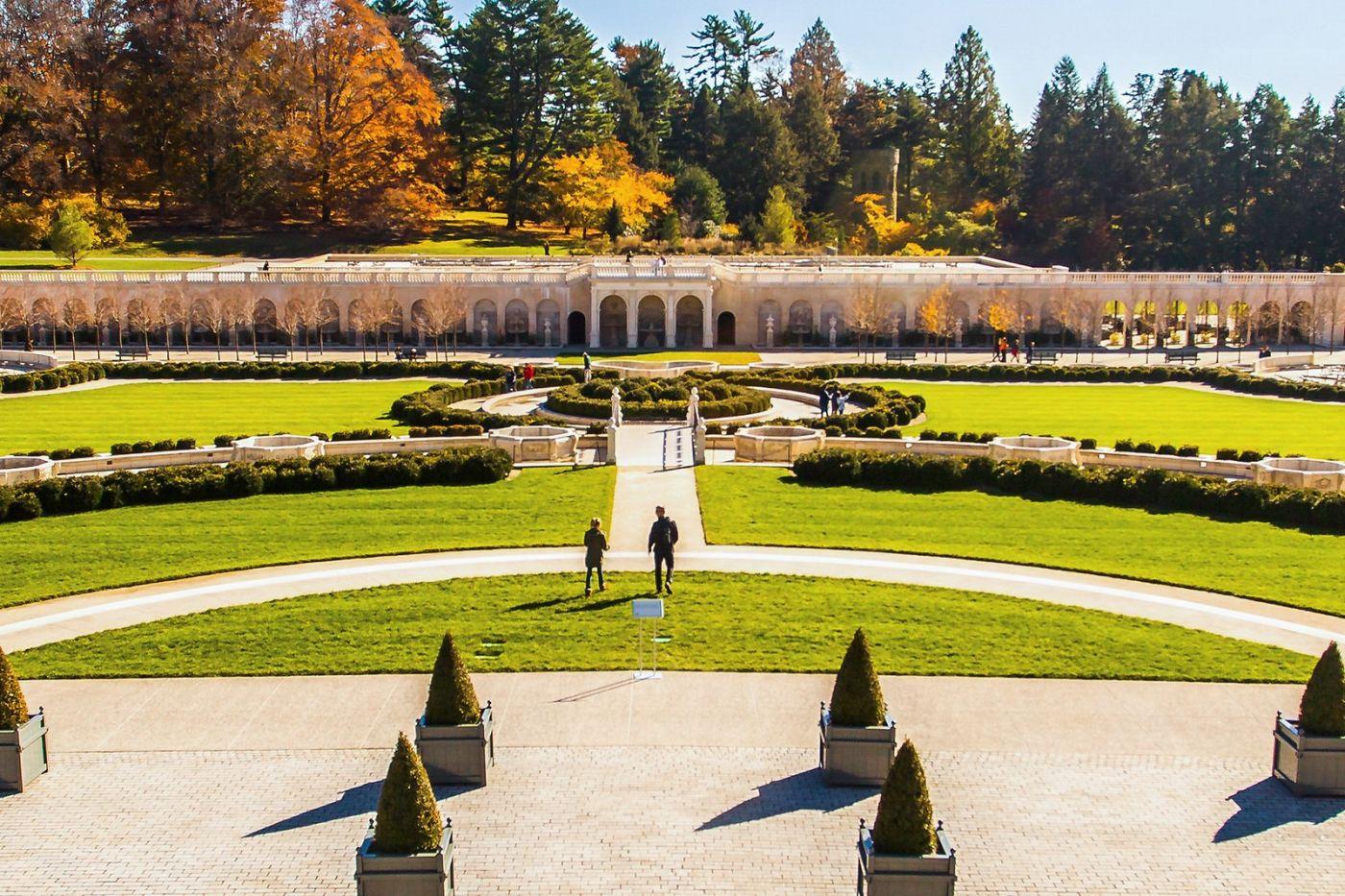宾州长木公园,熟悉的景色_图1-28