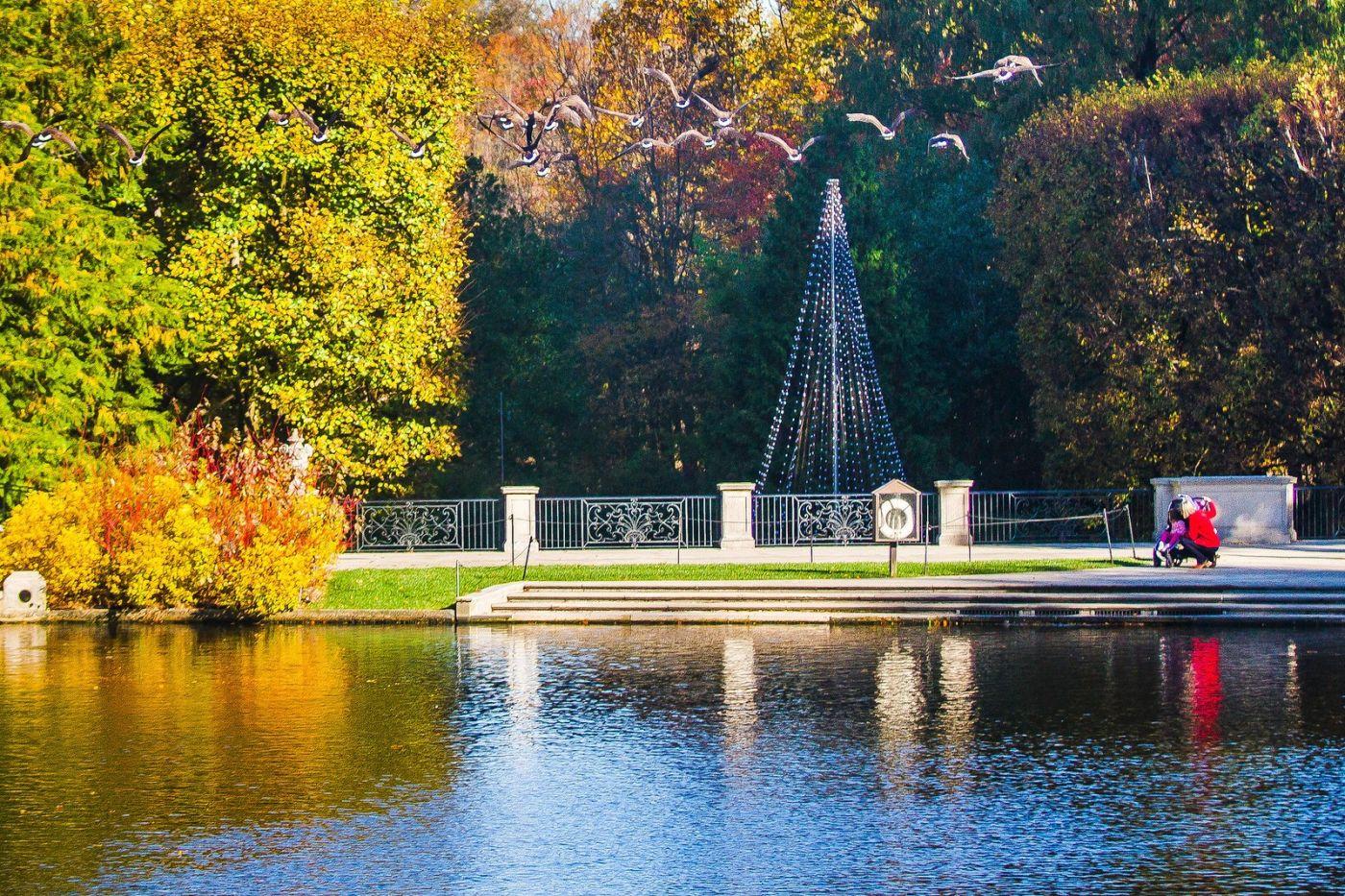 宾州长木公园,熟悉的景色_图1-21