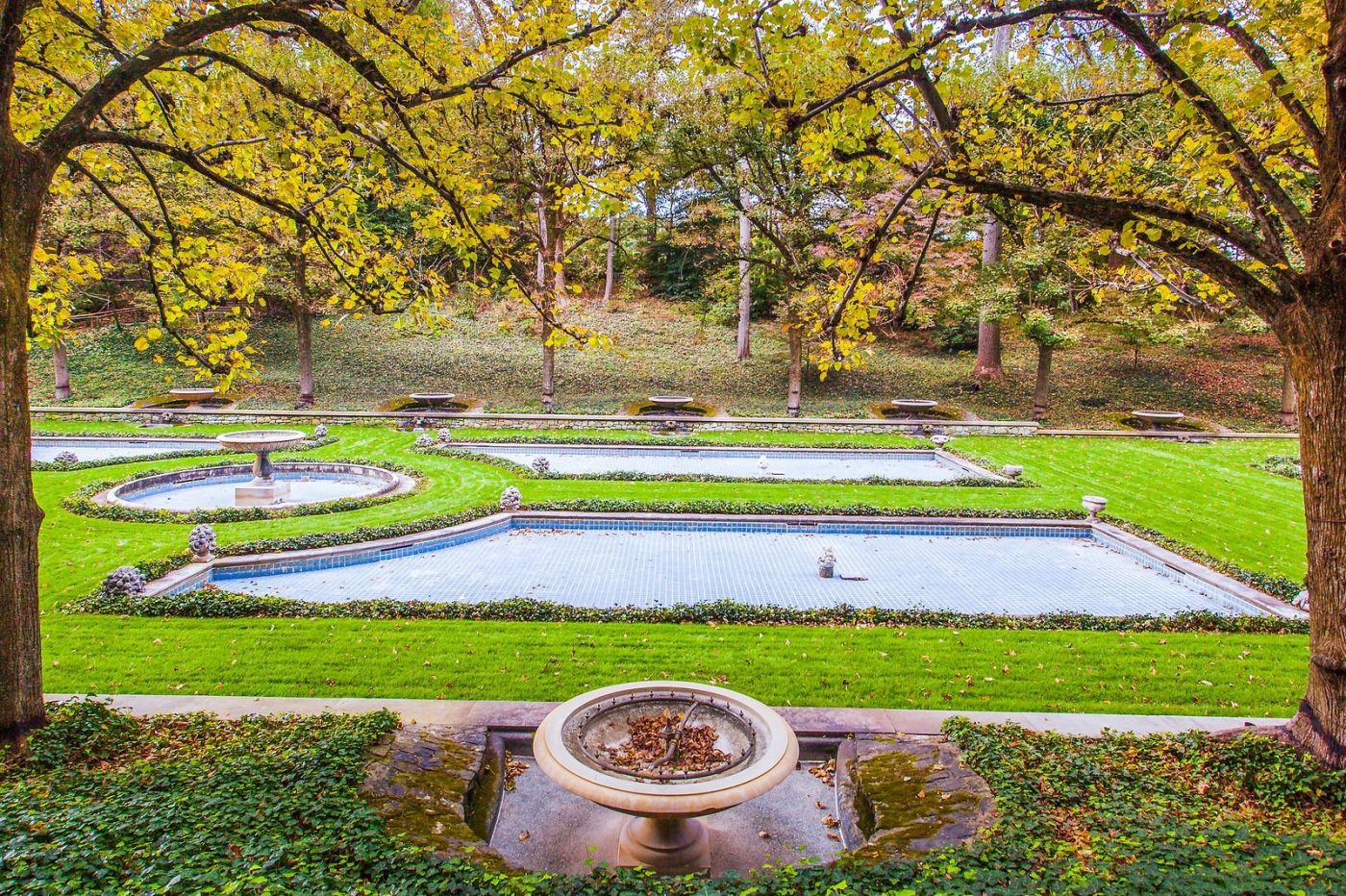 宾州长木公园,熟悉的景色_图1-18