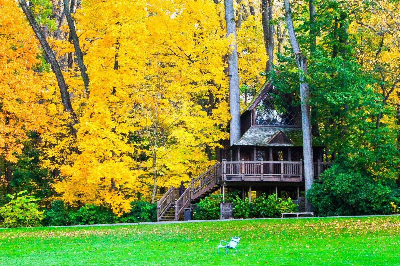 宾州长木公园,熟悉的景色_图1-11
