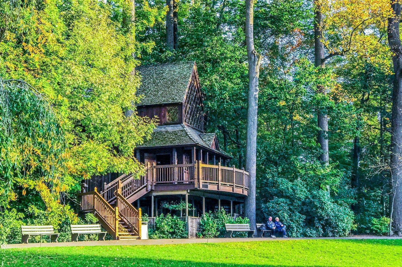 宾州长木公园,熟悉的景色_图1-2