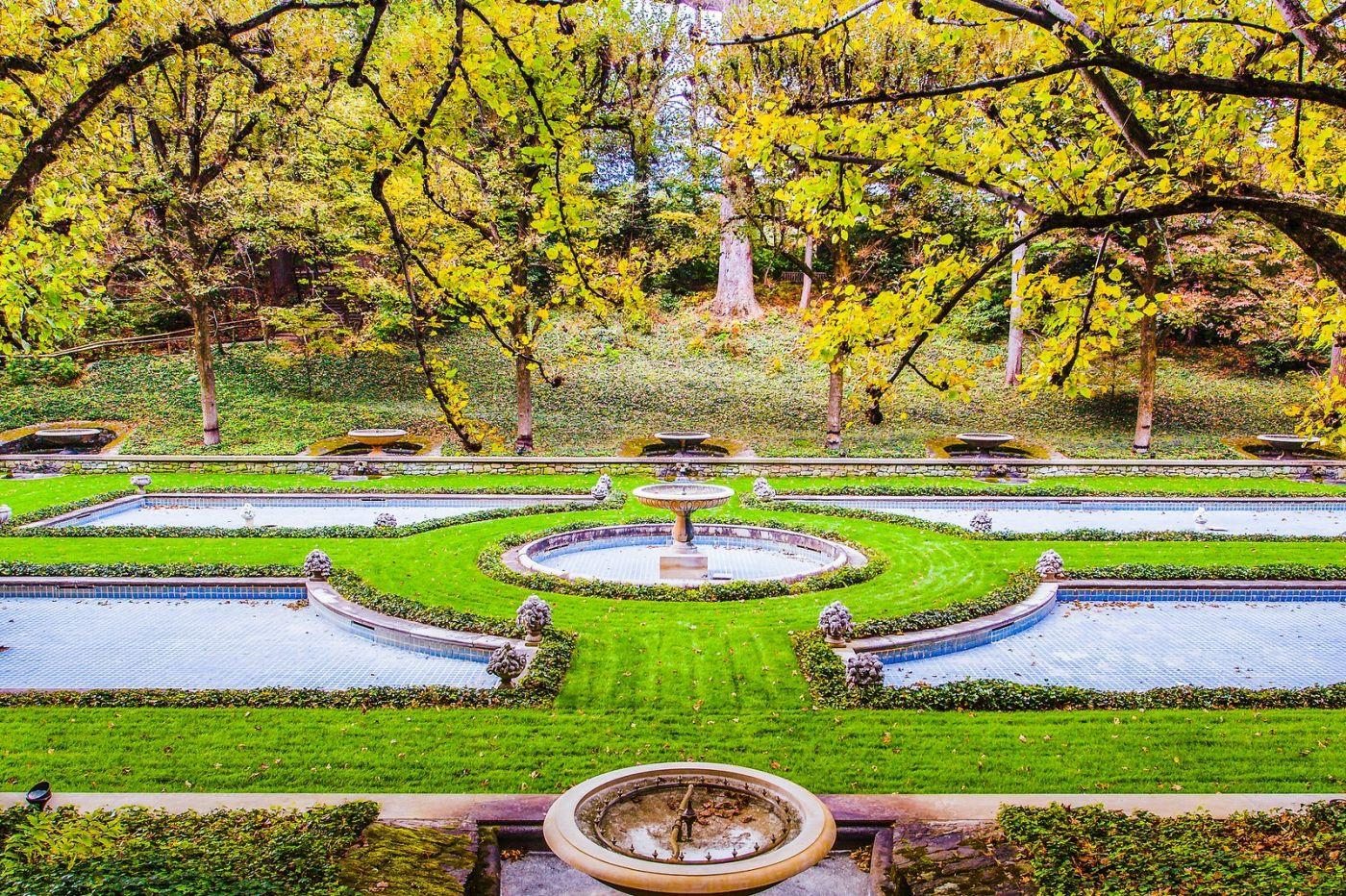 宾州长木公园,熟悉的景色_图1-4