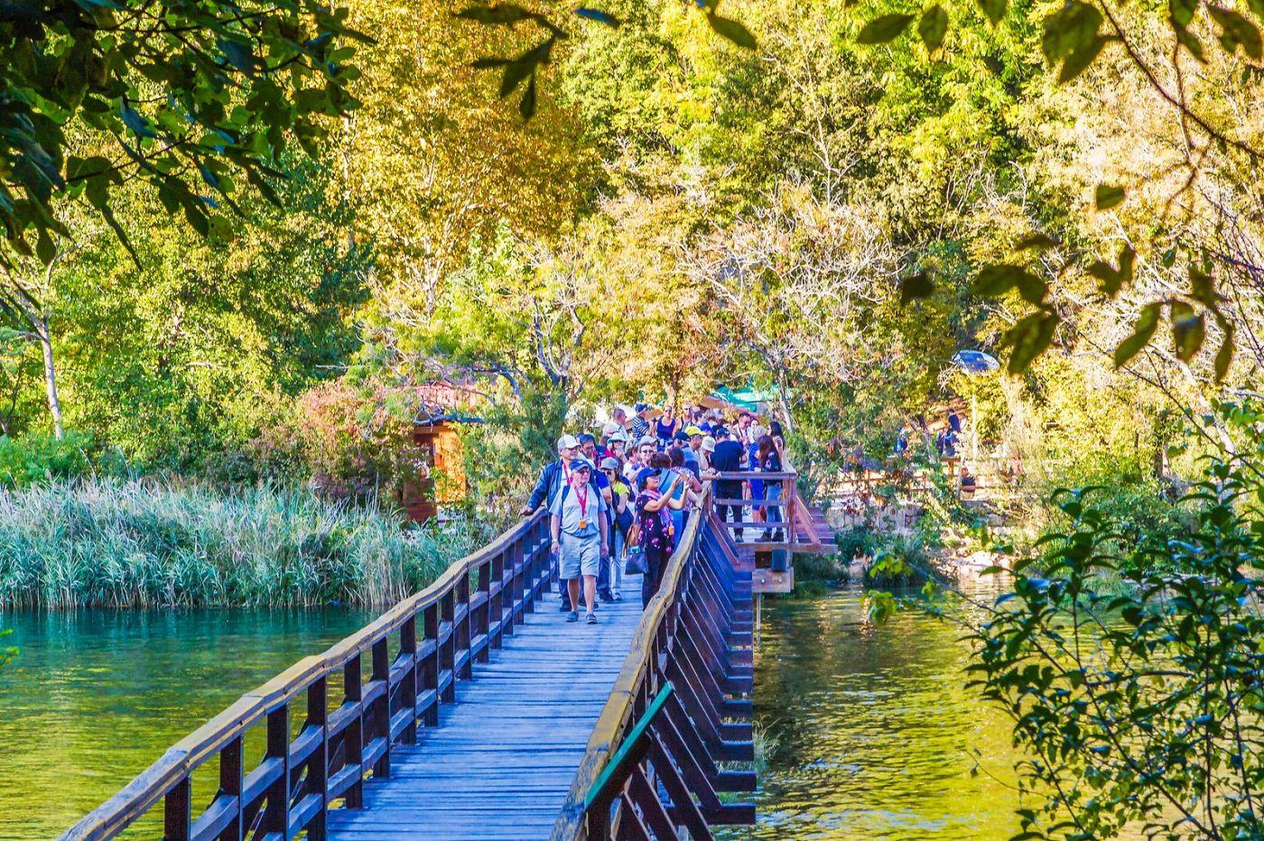 克罗地亚克尔卡国家公园(Krka National Park),小桥小路小房_图1-40
