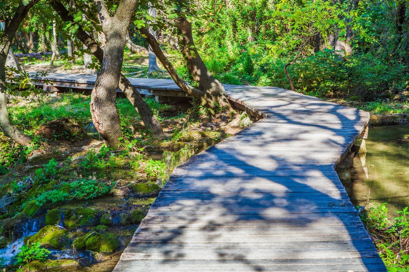 克罗地亚克尔卡国家公园(Krka National Park),小桥小路小房_图1-32