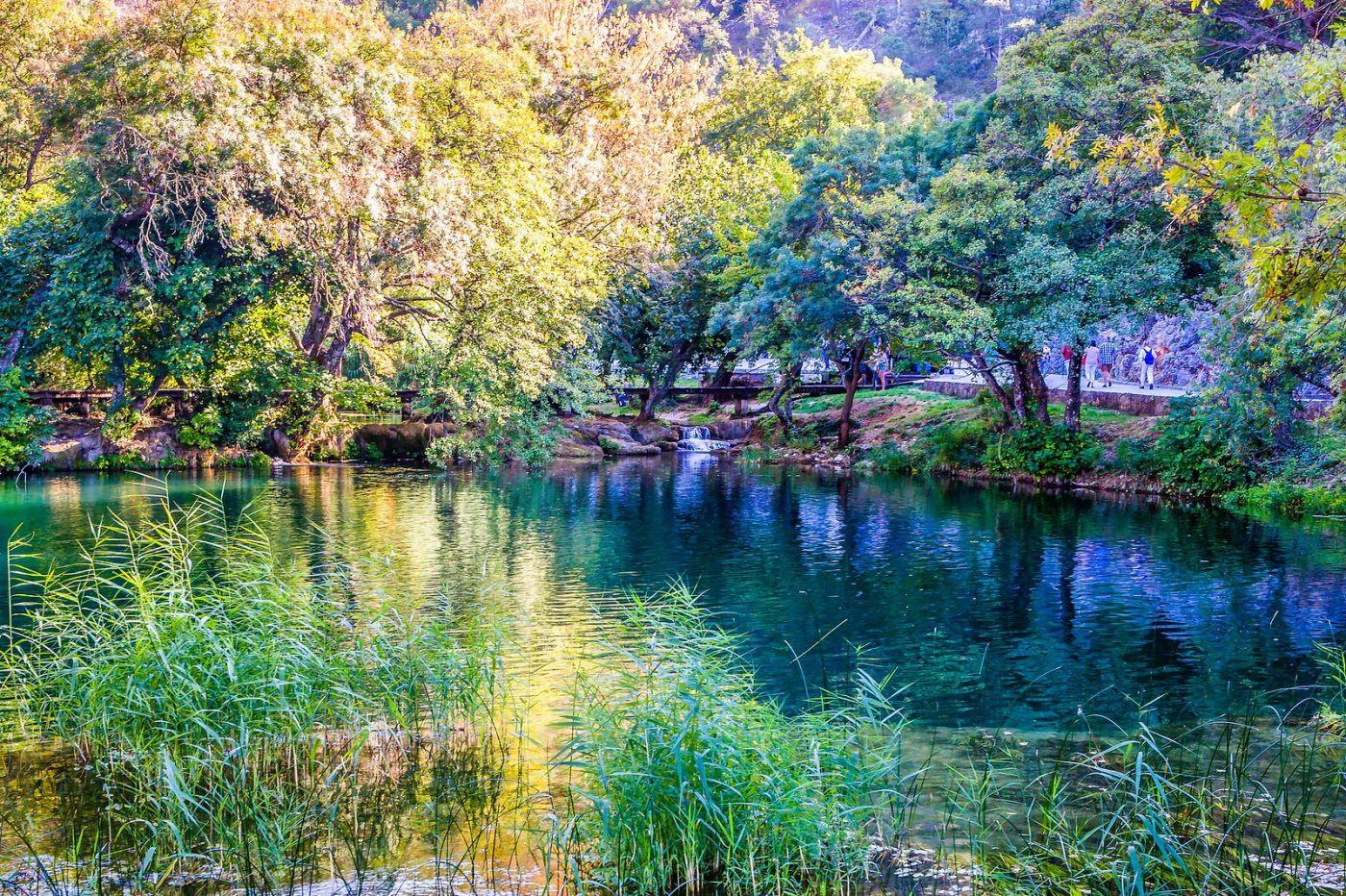 克罗地亚克尔卡国家公园(Krka National Park),小桥小路小房_图1-30