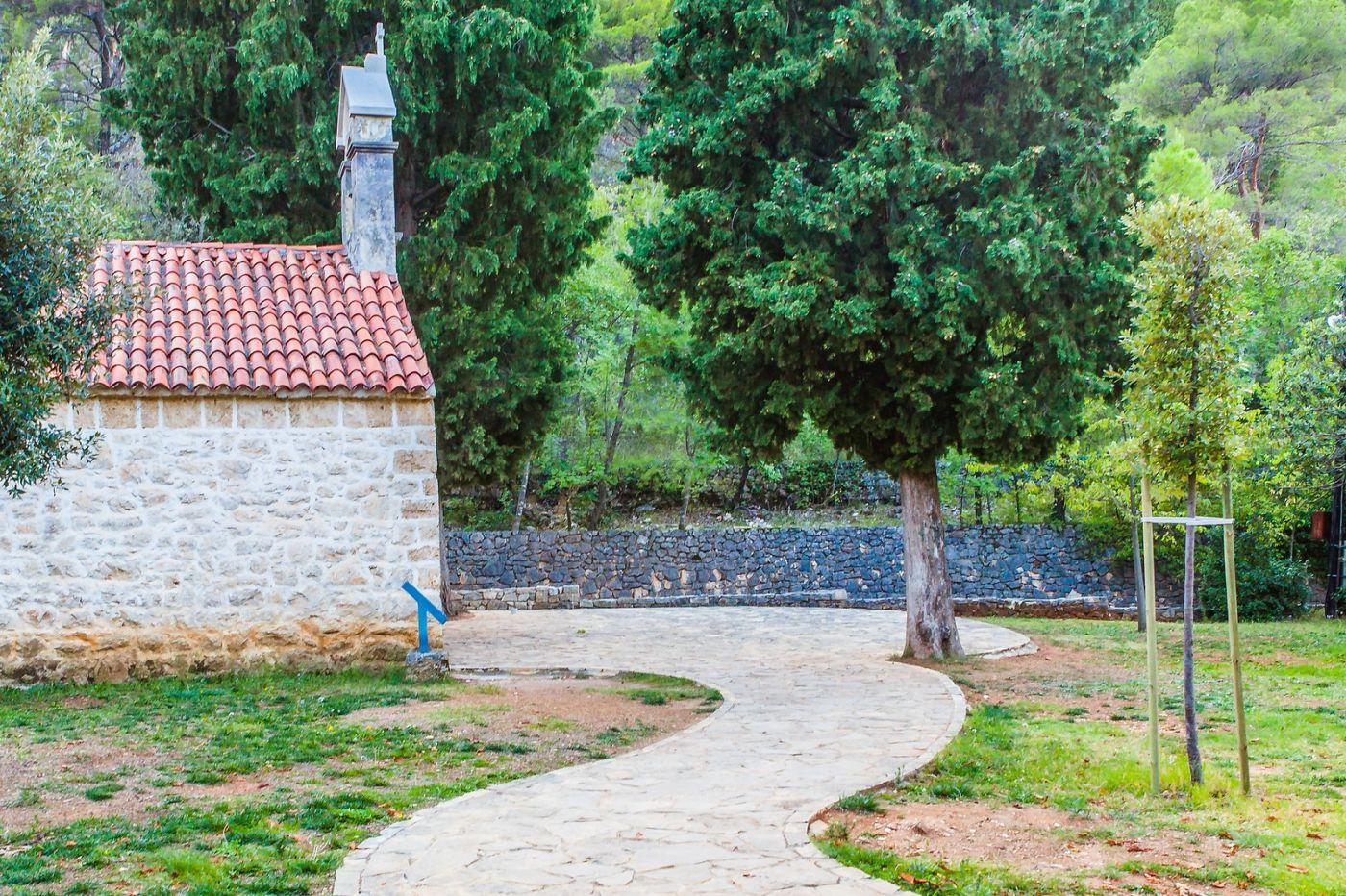 克罗地亚克尔卡国家公园(Krka National Park),小桥小路小房_图1-22