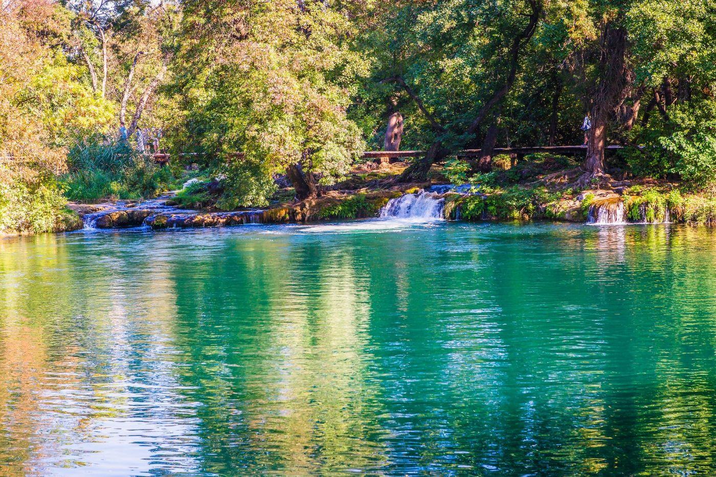 克罗地亚克尔卡国家公园(Krka National Park),小桥小路小房_图1-17