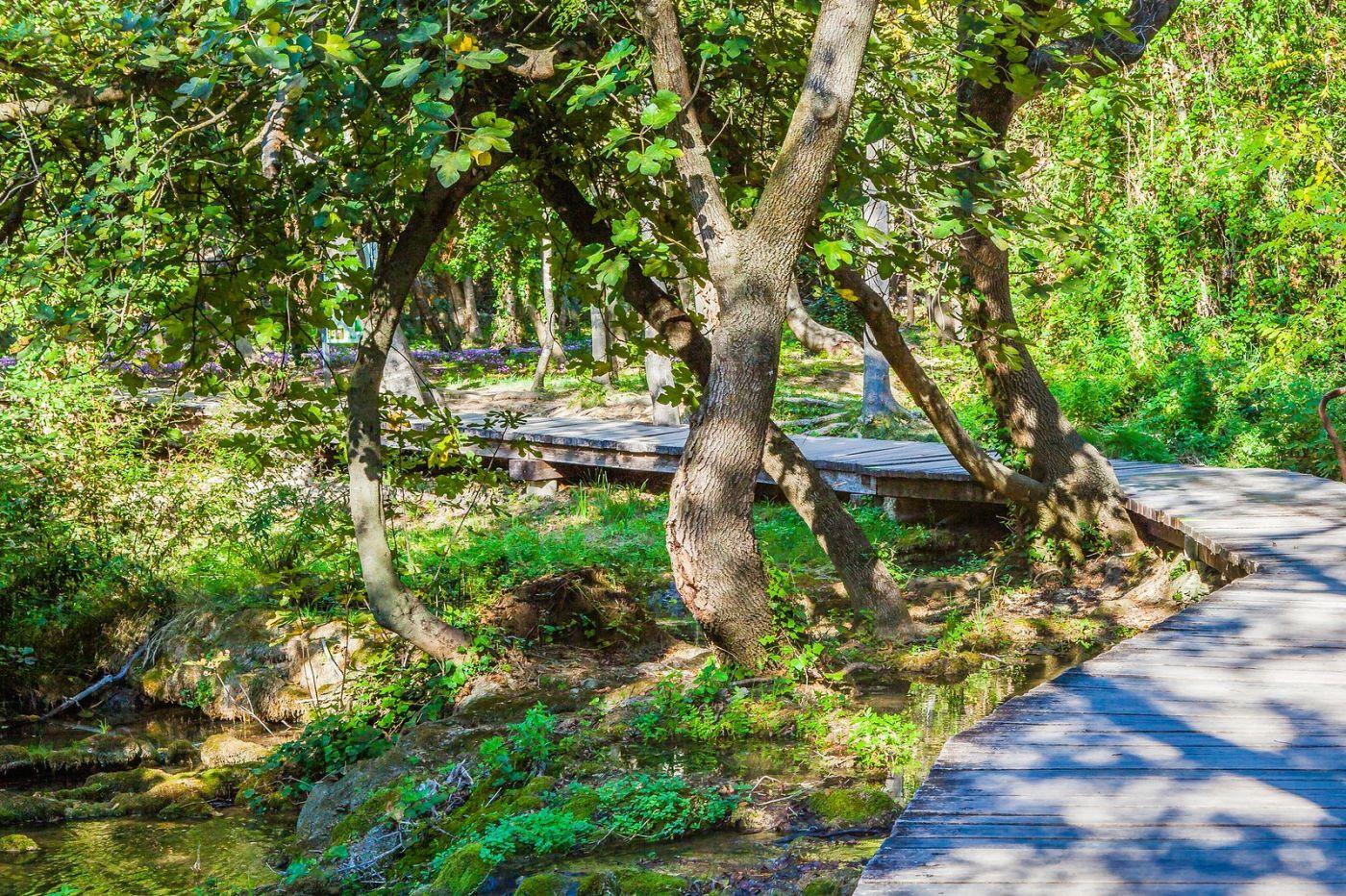 克罗地亚克尔卡国家公园(Krka National Park),小桥小路小房_图1-21