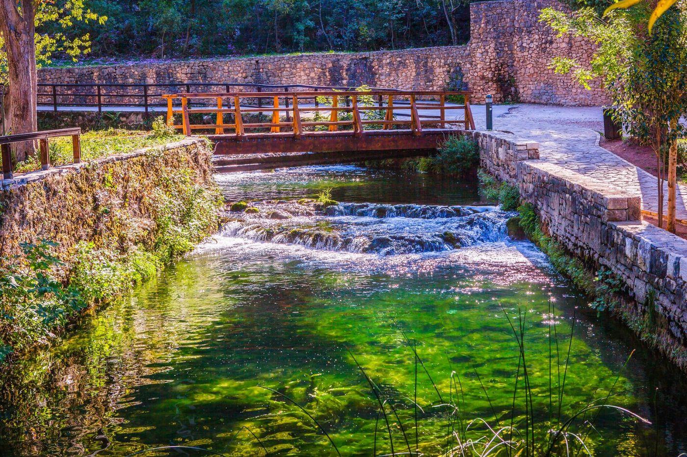 克罗地亚克尔卡国家公园(Krka National Park),小桥小路小房_图1-13
