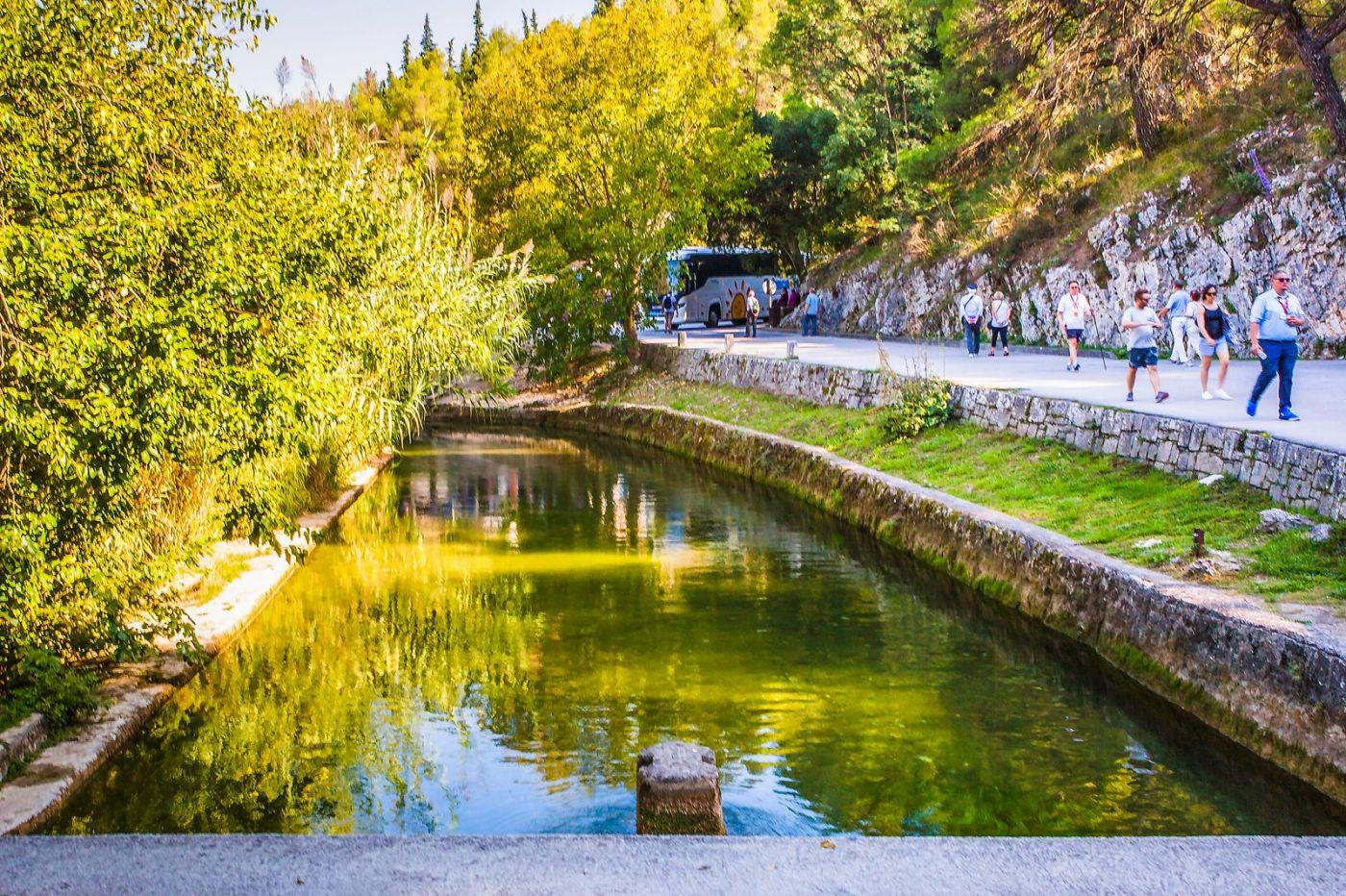 克罗地亚克尔卡国家公园(Krka National Park),小桥小路小房_图1-9