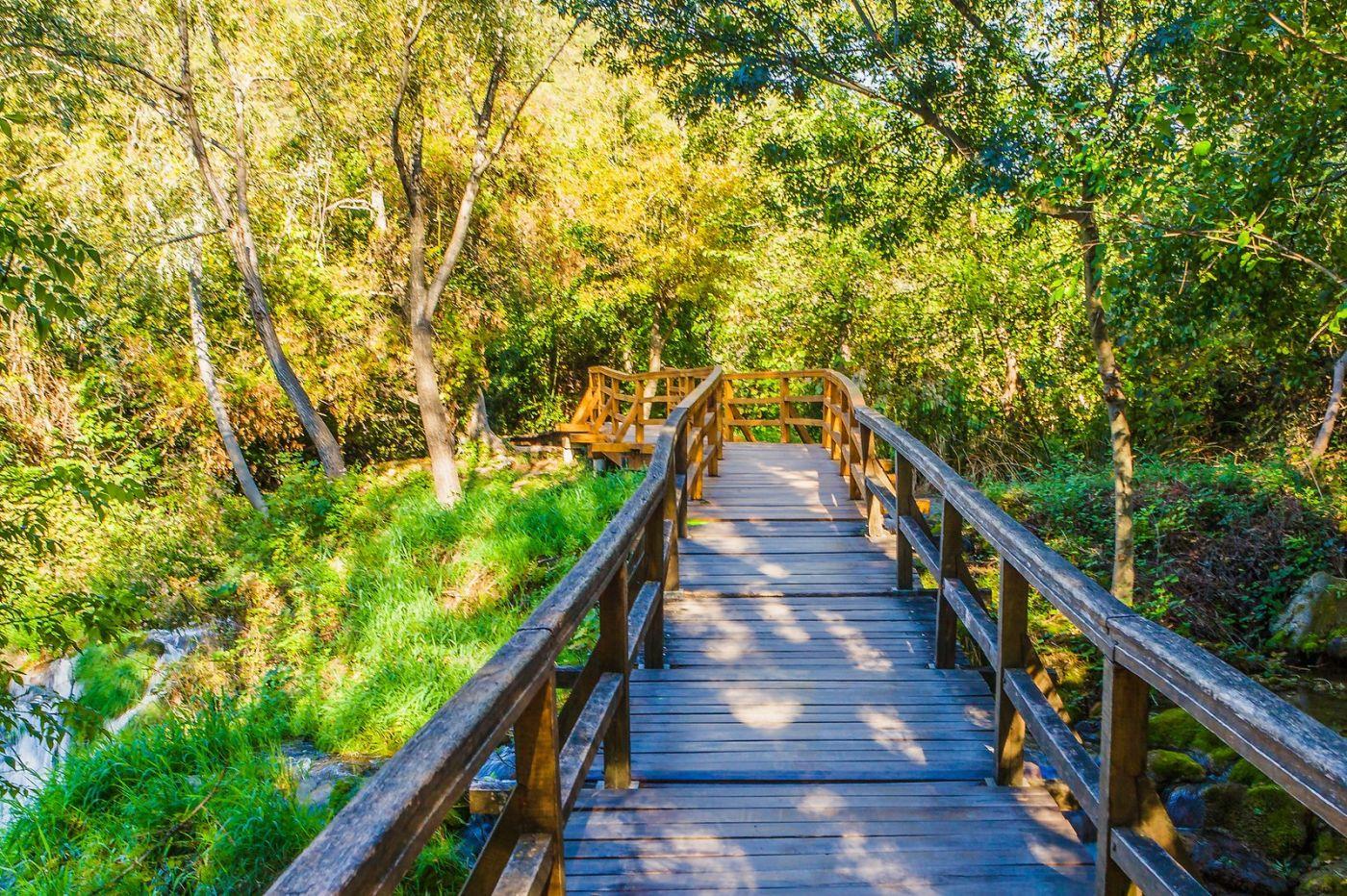 克罗地亚克尔卡国家公园(Krka National Park),小桥小路小房_图1-11