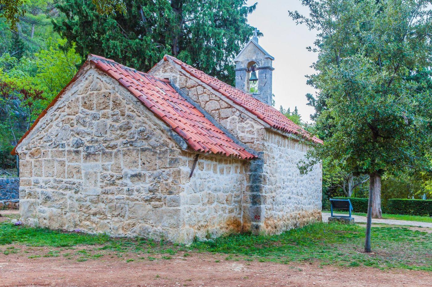 克罗地亚克尔卡国家公园(Krka National Park),小桥小路小房_图1-12