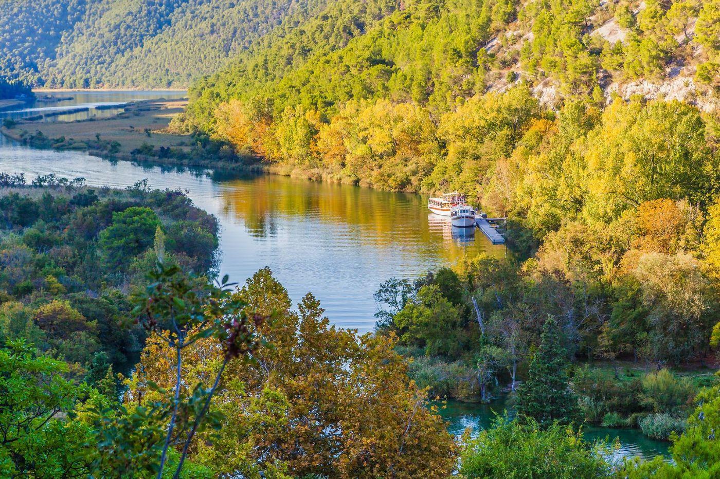 克罗地亚克尔卡国家公园(Krka National Park),小桥小路小房_图1-6