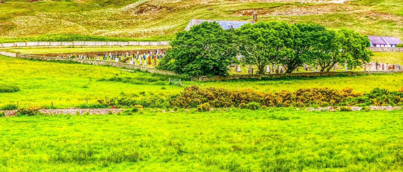 苏格兰美景,田园风情_图1-37