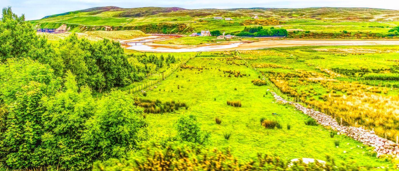 苏格兰美景,田园风情_图1-38