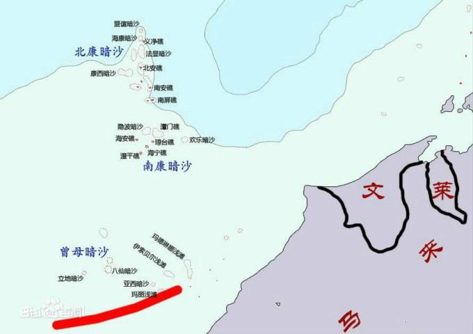 中国最南断领土曾母暗沙:距大陆2000公里,战略资源地理位置十分重要 ..._图1-1