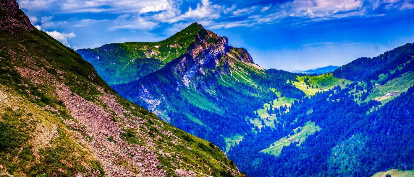 瑞士卢塞恩(Lucerne),山上山下_图1-38