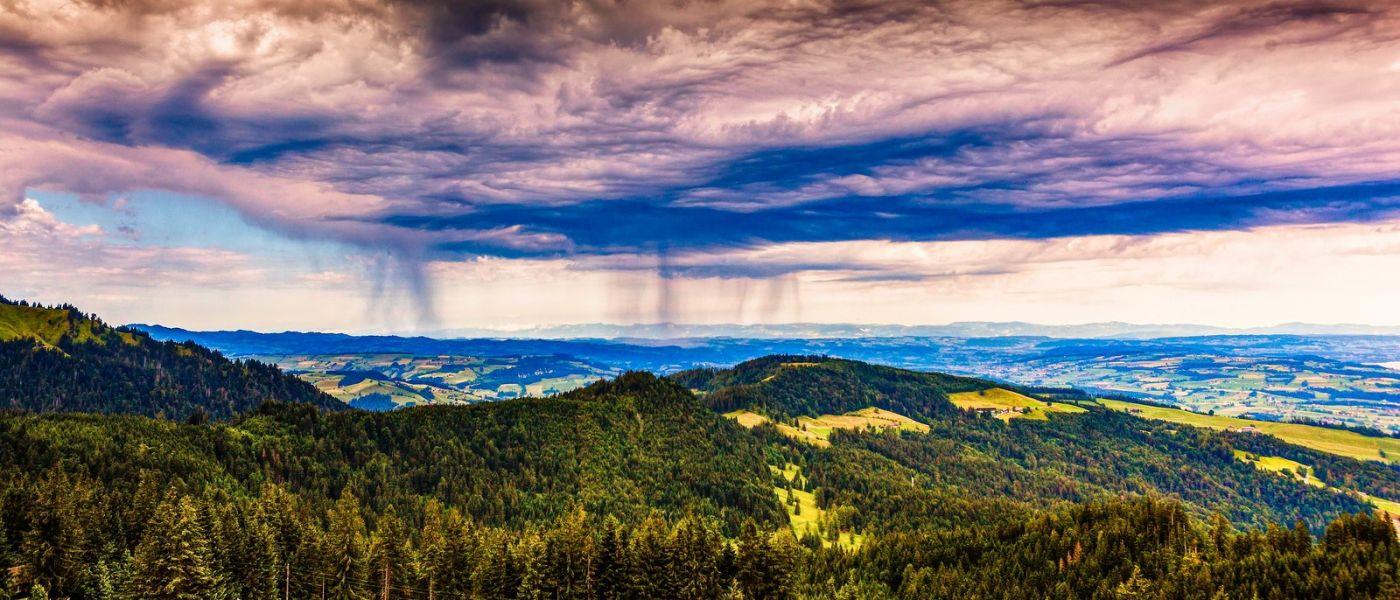 瑞士卢塞恩(Lucerne),山上山下_图1-34