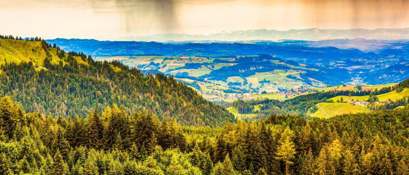 瑞士卢塞恩(Lucerne),山上山下_图1-21