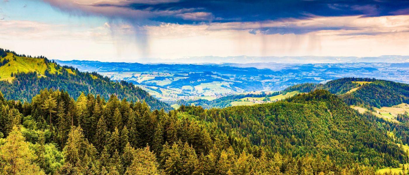 瑞士卢塞恩(Lucerne),山上山下_图1-23
