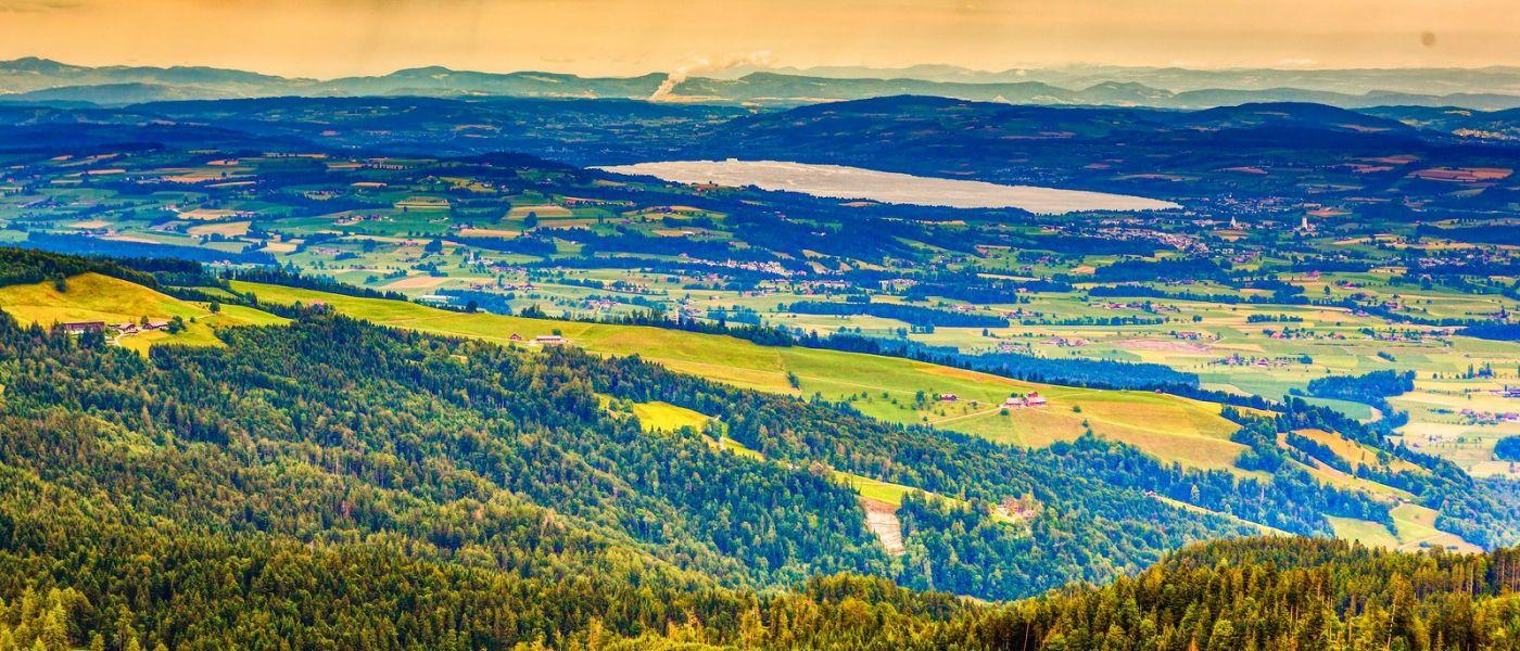 瑞士卢塞恩(Lucerne),山上山下_图1-22