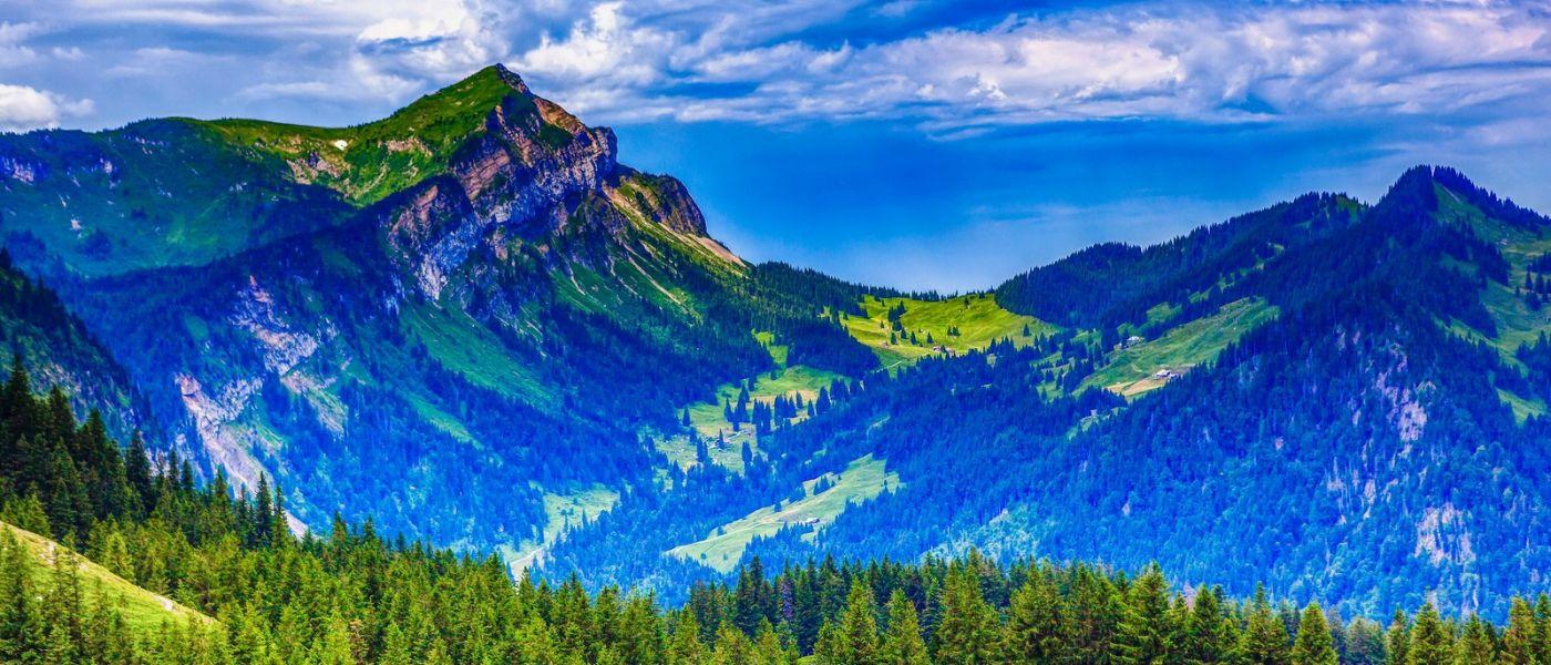 瑞士卢塞恩(Lucerne),山上山下_图1-18