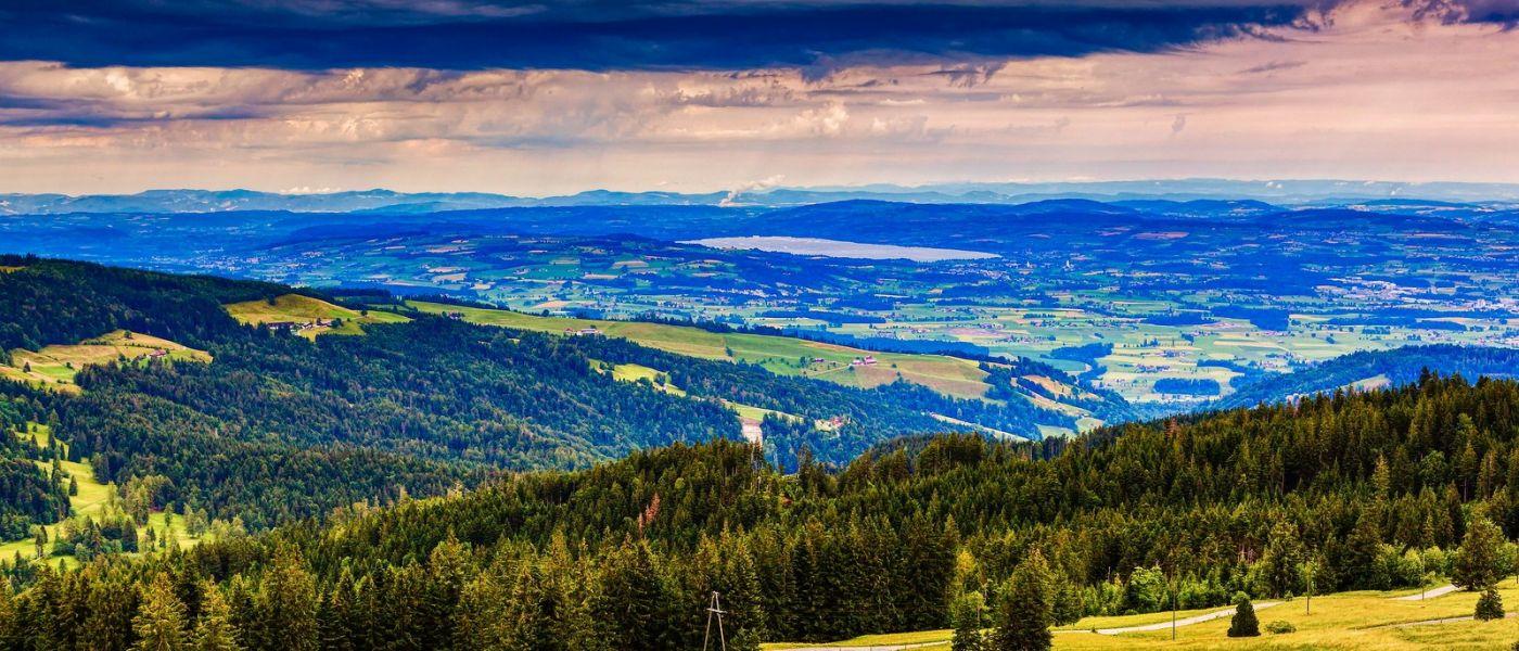 瑞士卢塞恩(Lucerne),山上山下_图1-17