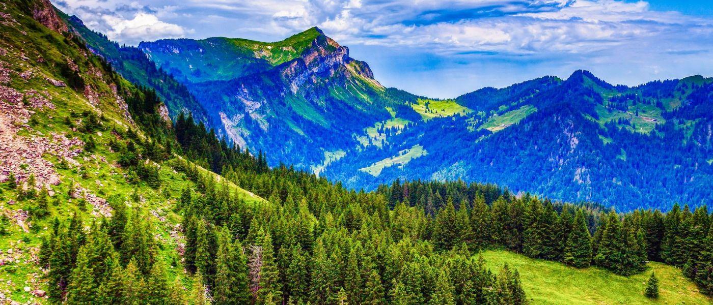 瑞士卢塞恩(Lucerne),山上山下_图1-6