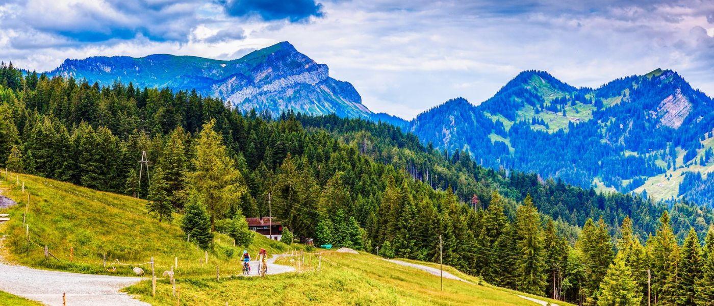 瑞士卢塞恩(Lucerne),山上山下_图1-10