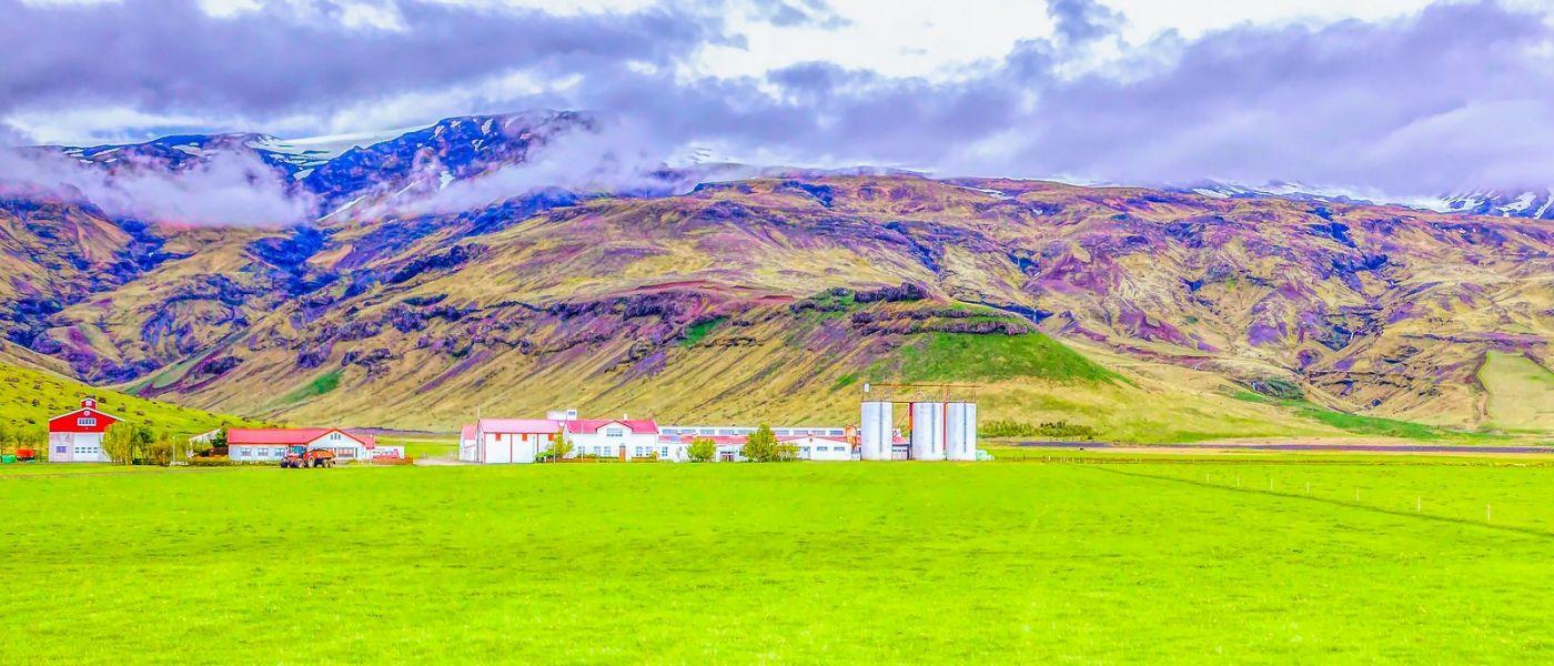 冰岛风采,山体连绵_图1-3