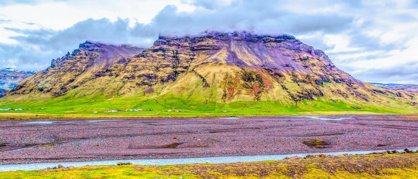 冰岛风采,山体连绵_图1-4