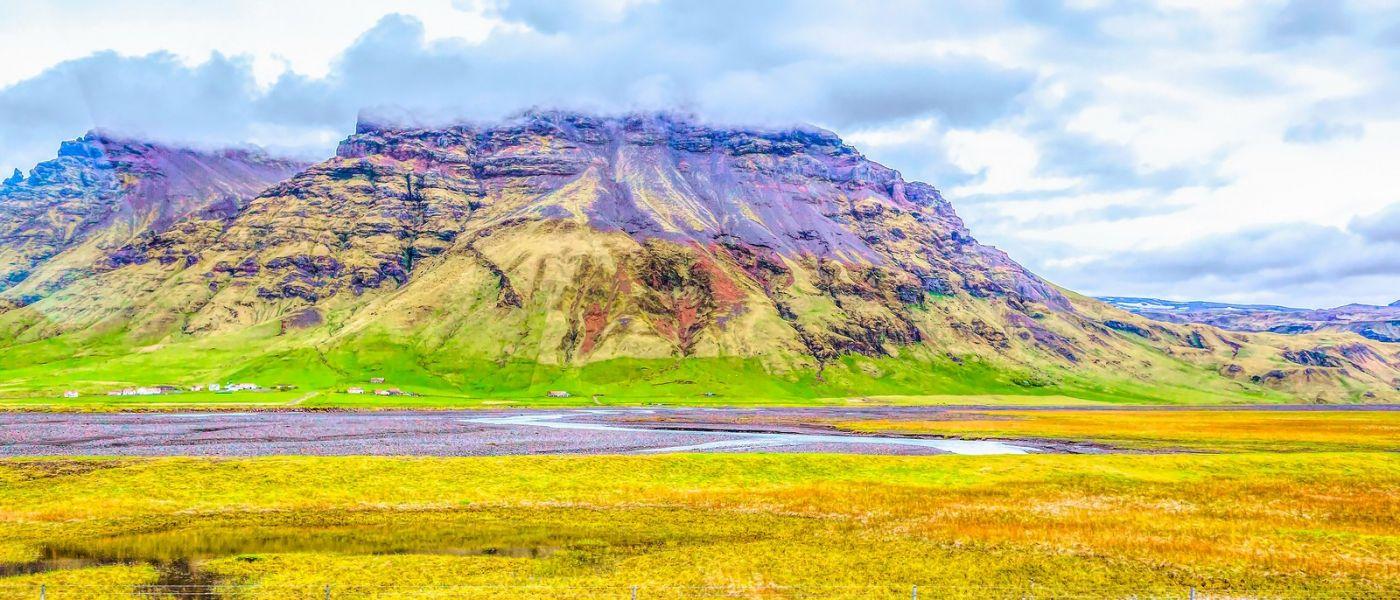 冰岛风采,山体连绵_图1-1