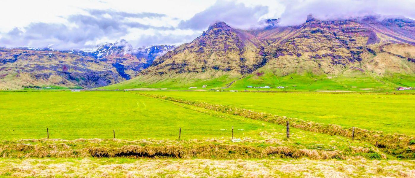 冰岛风采,山体连绵_图1-2