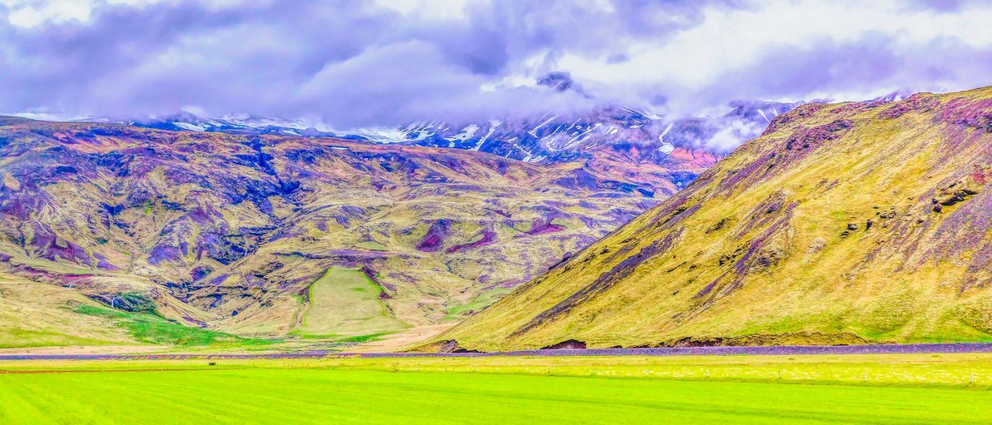 冰岛风采,山体连绵_图1-5