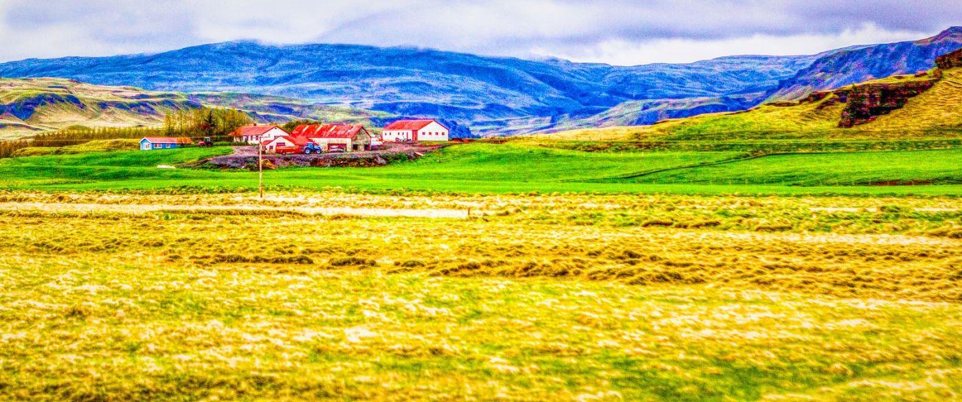 冰岛风采,山体连绵_图1-6