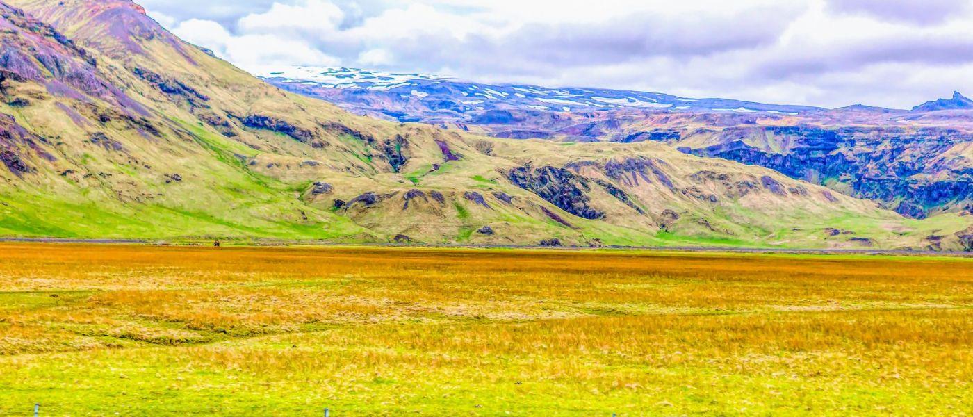 冰岛风采,山体连绵_图1-7