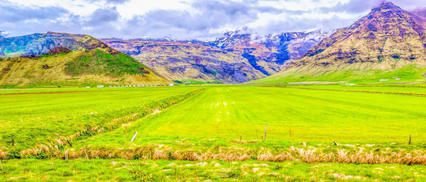 冰岛风采,山体连绵_图1-8