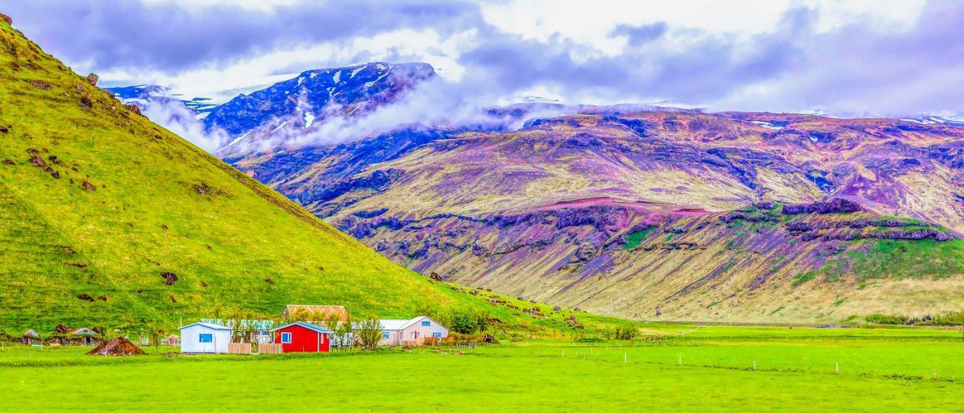 冰岛风采,山体连绵_图1-12