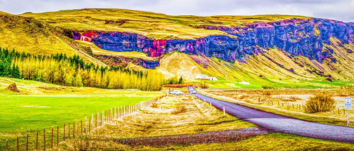 冰岛风采,山体连绵_图1-14