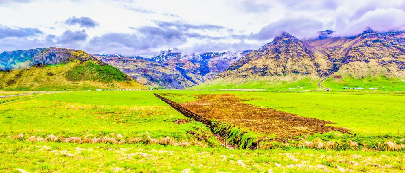 冰岛风采,山体连绵_图1-13