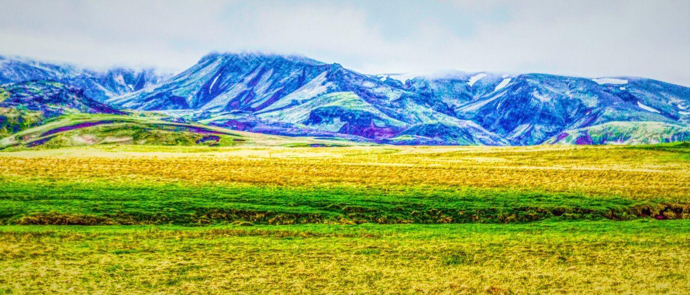 冰岛风采,山体连绵_图1-15