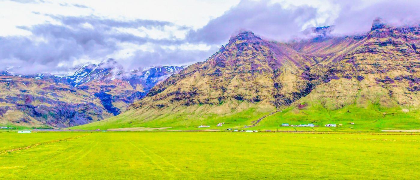 冰岛风采,山体连绵_图1-16