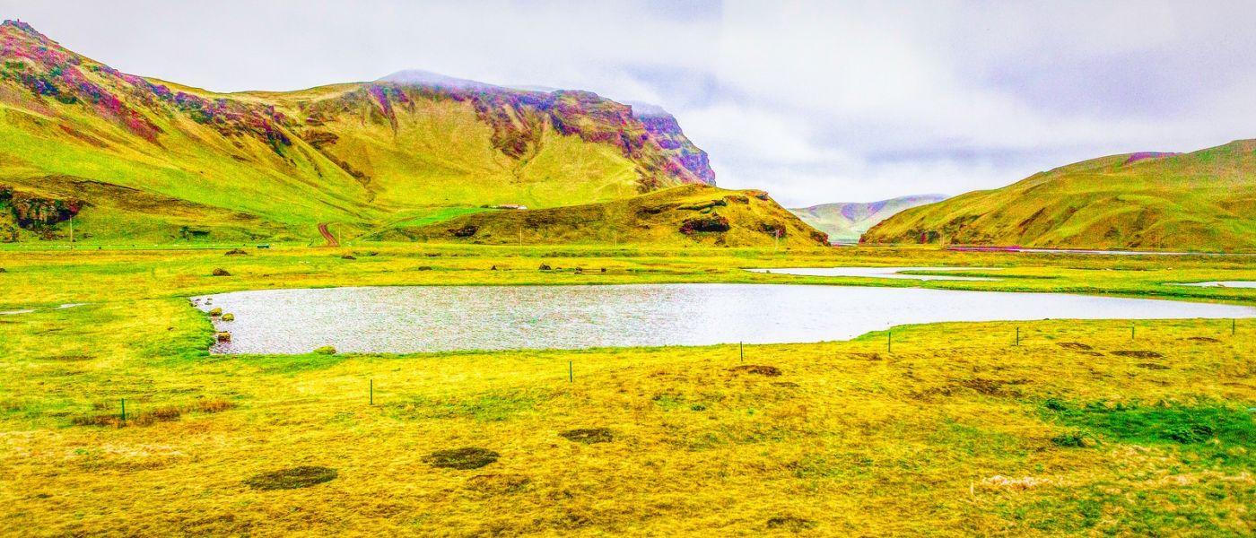 冰岛风采,山体连绵_图1-20