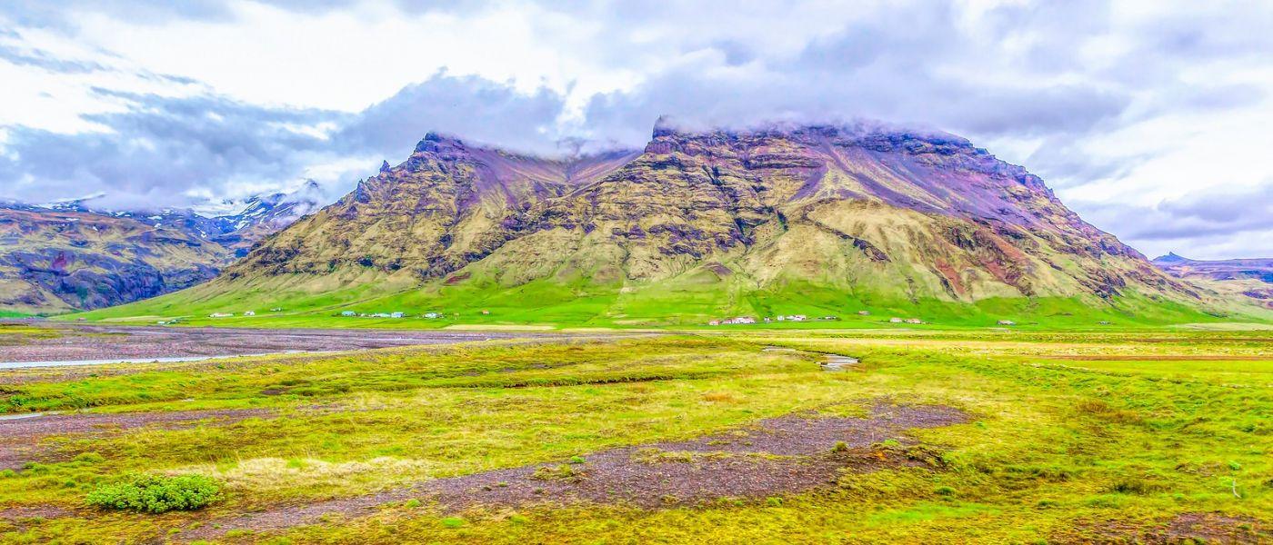 冰岛风采,山体连绵_图1-19