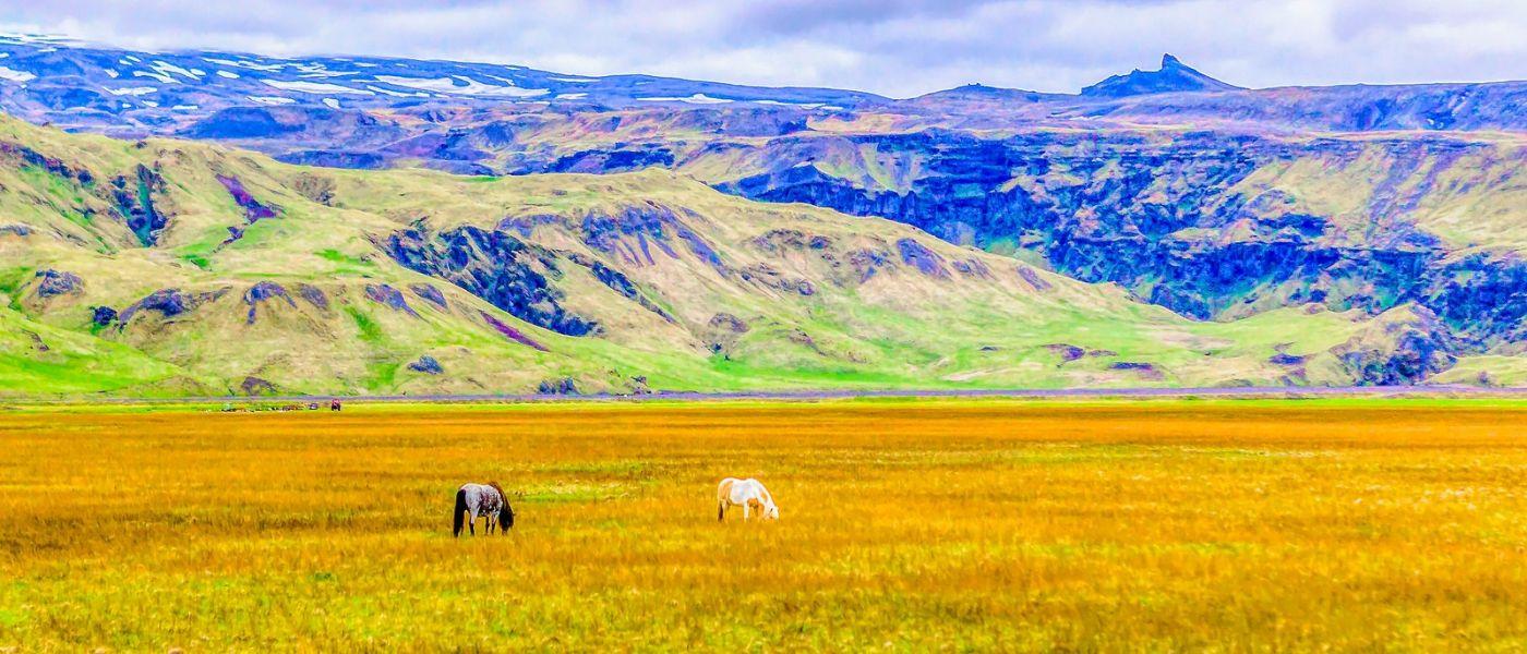 冰岛风采,山体连绵_图1-18