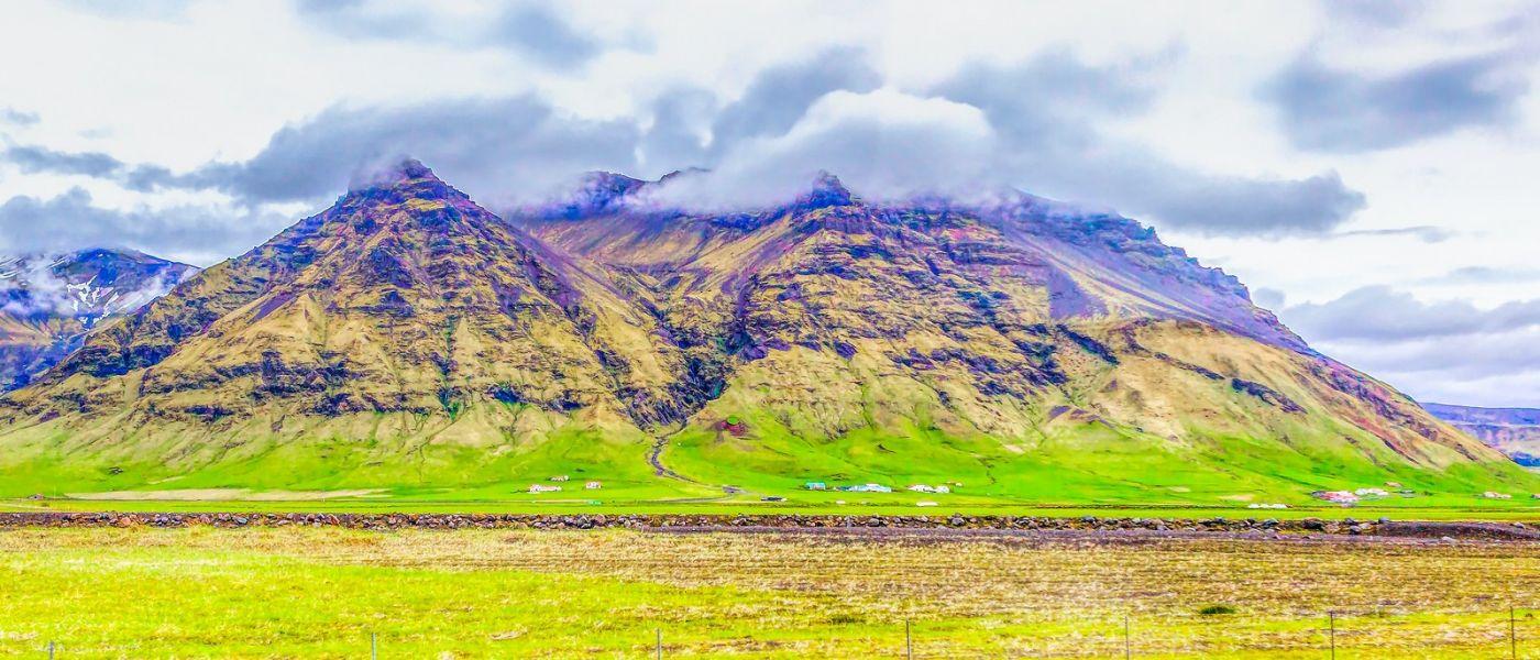 冰岛风采,山体连绵_图1-17